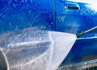 Техническая вода для автомойки